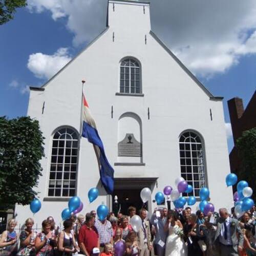 Witte kerkje Terheijden